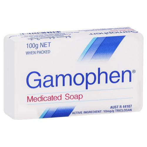 GAMOPHEN SOAP
