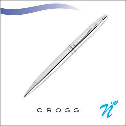 Calais Chrome Ball Point Pen