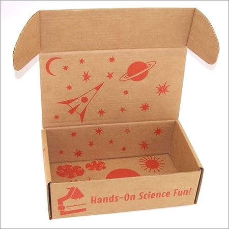 Die Punched Box