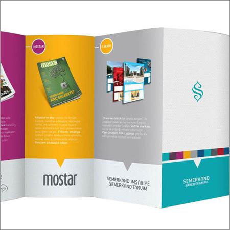 Visual Aid Brochure