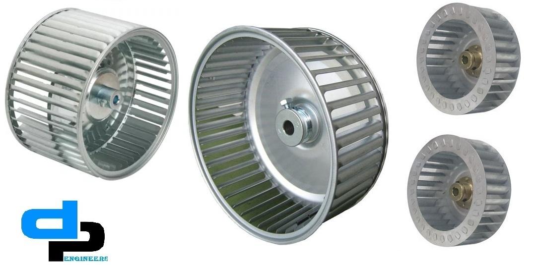DIDW Centrifugal Fan 200 MM X 254 MM