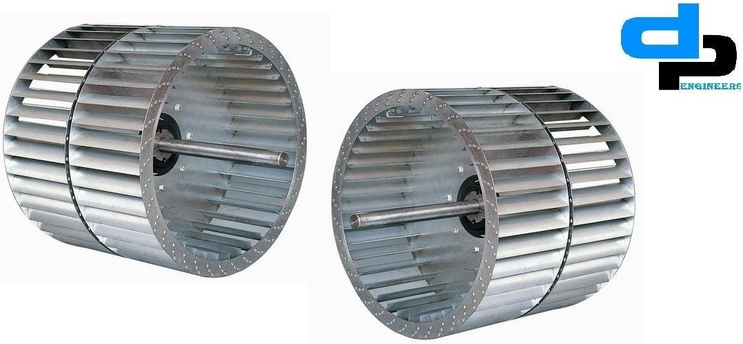DIDW Centrifugal Fan 200 MM X 152 MM