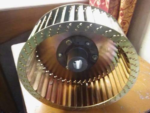 DIDW Centrifugal Fan 280 MM X 280 MM