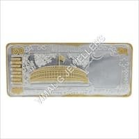 AVR Gold Plated Silver Note