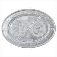 Silver Ganesh coins