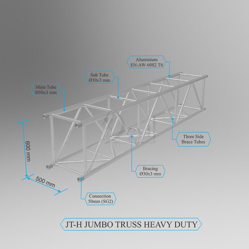 Jumbo Heavy Duty Truss