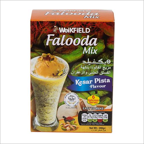 Kesar Pista Falooda Mix Packaging: Box