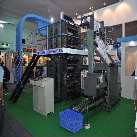 Automatic Web Offset Printing Machine
