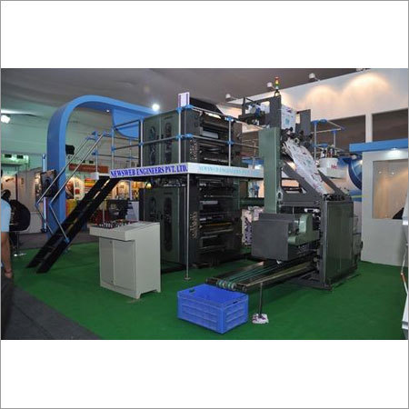High Tower Web Offset Printing Machine