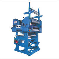 Quarter Page Folder Machine