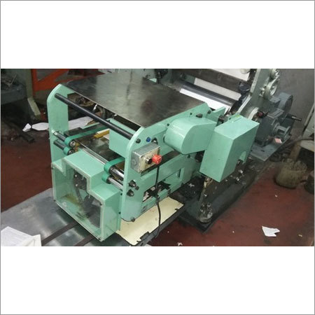 Quarter Folder A4 Size Machine