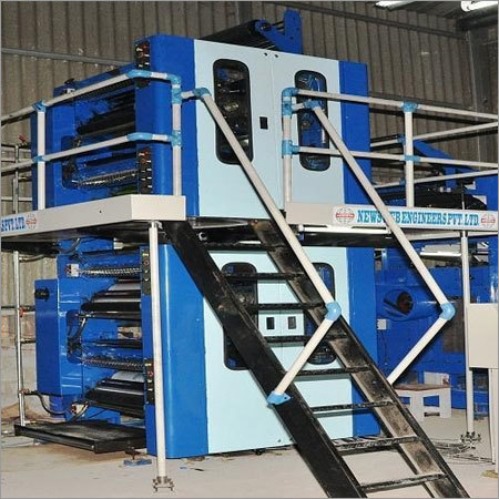 4 Color High Tower Web Offset Printing Machine