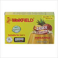 Pineapple Jelly Crystals