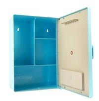 Bathroom Cabinet Blue