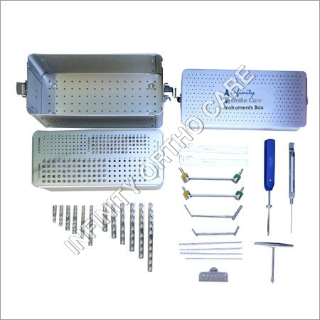 Kit Plates and Screws (2.7, 3)