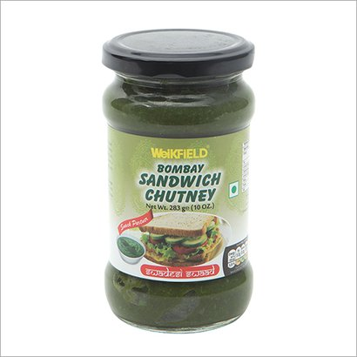 Green Bombay Sandwich Chutney