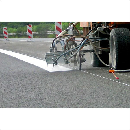 Concrete Surface Road Marking Paint
