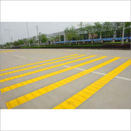 Vibrating Thermoplastic Road Marking Paint