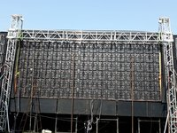 LED Wall Truss