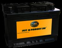 Hella Battery