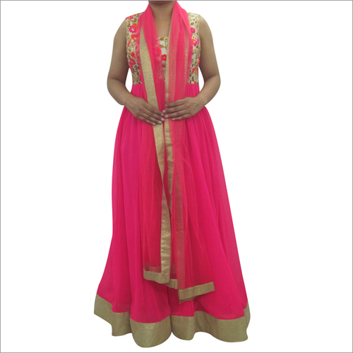 Ladies Ethnic Wear (Anarkali)