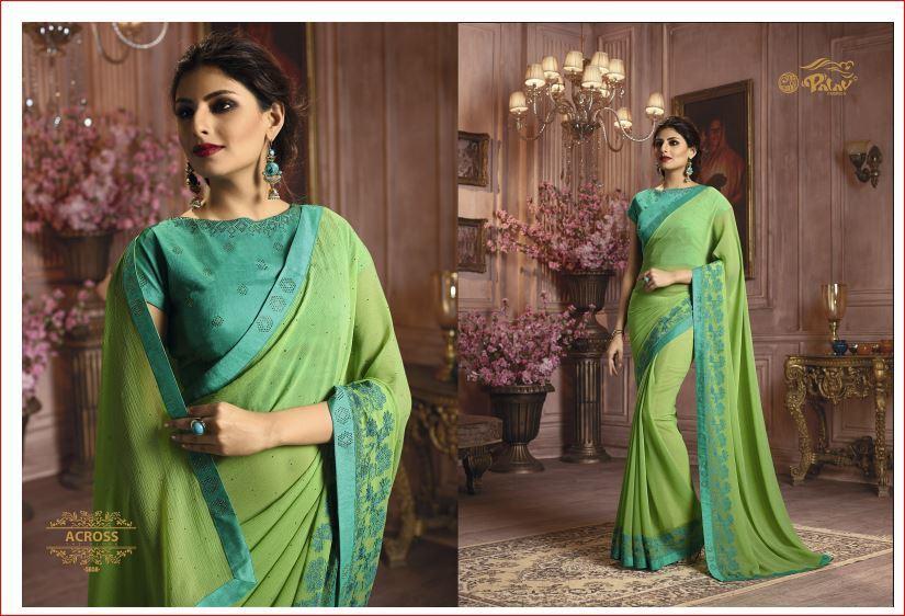 Party wear Designer Silk Sarees