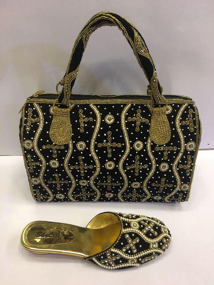 Women's Sandal & Matching Bags