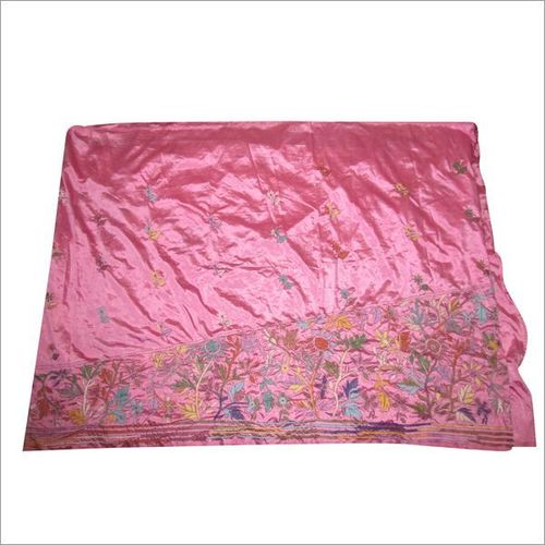 Mixed Silk Kantha Saree