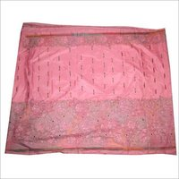 Art Silk Kantha Saree