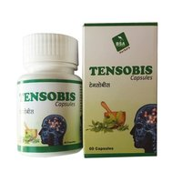 Herbal Brain Tonic Cap. For Anxiety, Stress, Sleep Disorder, Depression