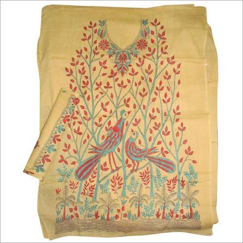 Kantha Designer Suit Piece