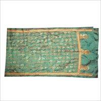 Kantha Stitch Silk Dupatta