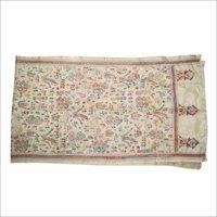 Hand Crafted designer Silk Dupatta