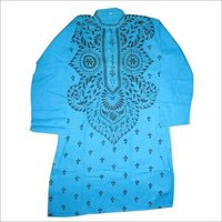 Men's Kantha Kurta