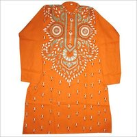 Hand Crafted Men's Kurta