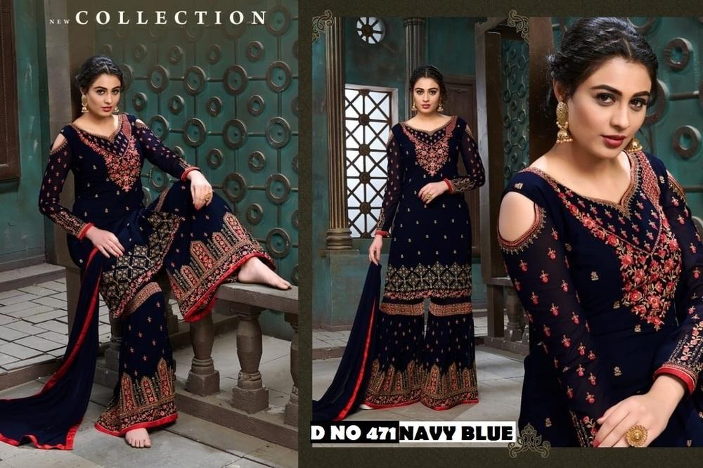 89378c7dfc7 Party wear salwar suit online shopping - H K FASHION