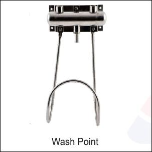 Wash Point