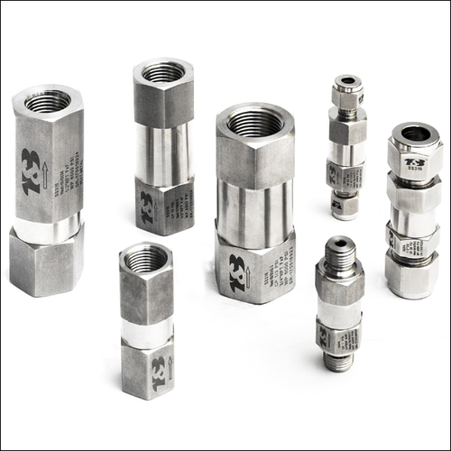 Check Valve Group