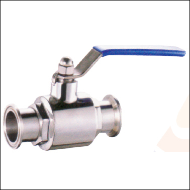 T.C. End Ball Valve