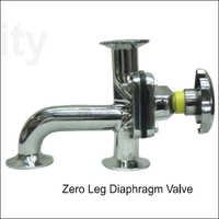 Zero Leg Diaphragm Valve