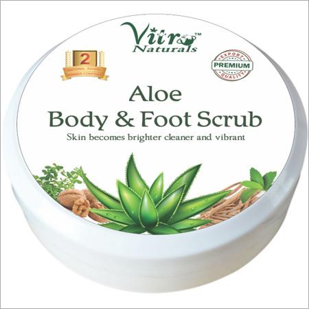 Aloe Body & Foot Scrub