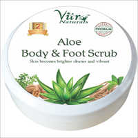 Aloe Body & Foot Scrub