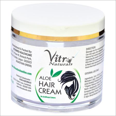 Premium Aloe Hair Cream