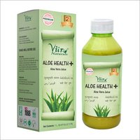 Aloe Health + Juice