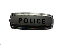 Transparent LED Shoulder Light