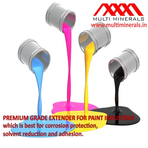Paint Grade Kaolin Powder