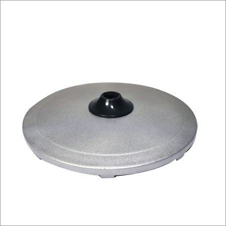 Plastic Round Shape Fan Base