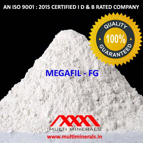 Adhesives & Sealants Grade China Clay Powder