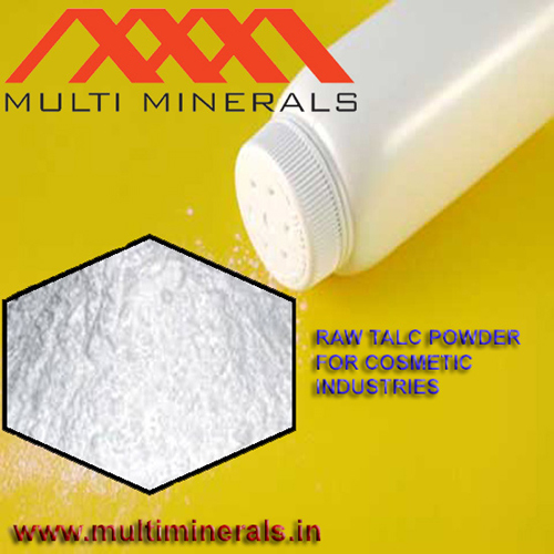 Cosmetic Grade China Clay Powder
