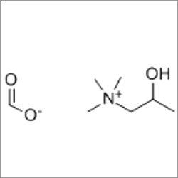(2-Hydroxypropyl) trimethylammonium formate